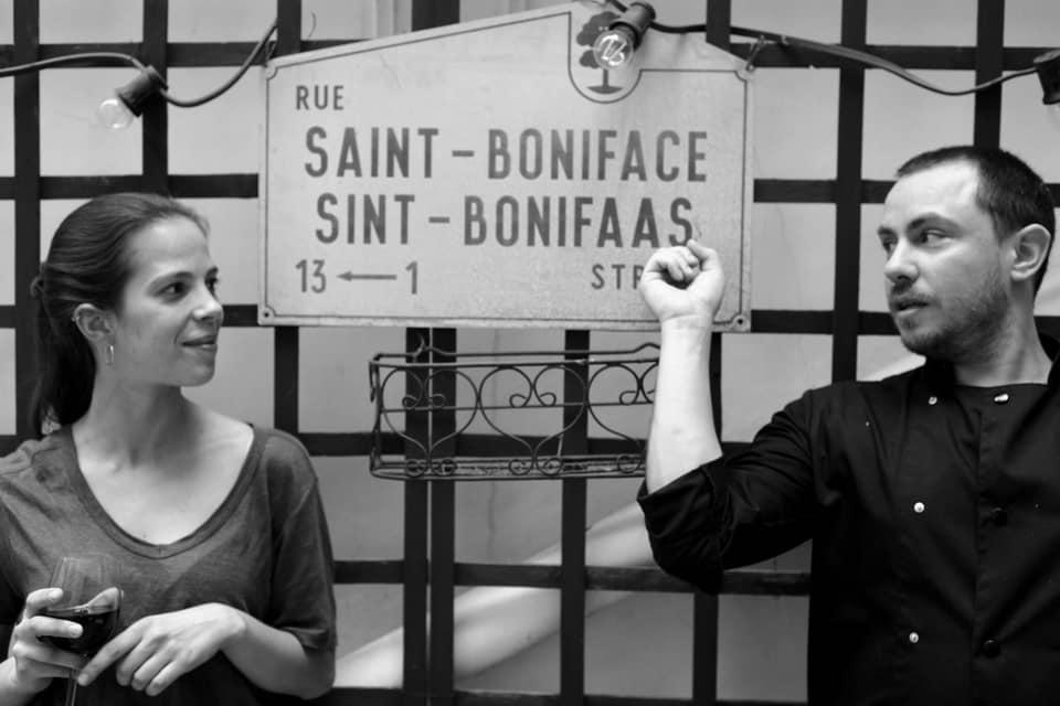 Vincent et Ana - Saint Boniface